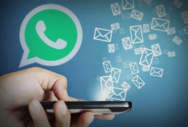 ارسال پیام انبوه در واتس اپ